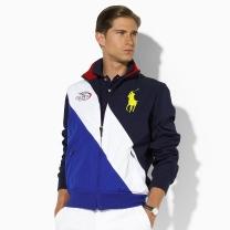 US Open Microfiber Sash Jacket - Polo Tennis - RalphLauren