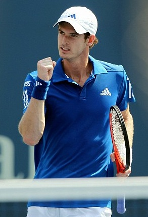US OPEN 2010 The hot shot Blistering Murray battles in sweltering heat to send Lacko packing 2