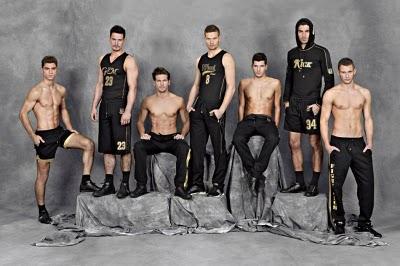 Dolce & Gabbana Gym Lookbook 04